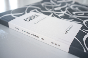 Codex: The Journal of Typography
